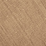 Furniture upholstery brown fabric as background. Abstract textur Stock Image