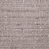 Furniture upholstery brown fabric as background. Abstract textur Royalty Free Stock Photo