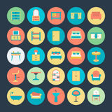 Furniture Vector Icons 1 Stock Photography