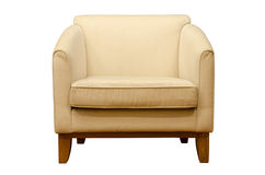 Furniture on white background Royalty Free Stock Photography