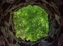 Furo de Sintra foto de stock royalty free