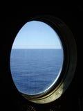 Furo do porto Imagem de Stock Royalty Free
