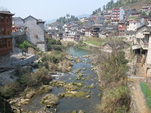 Furong Ancient Town Royalty Free Stock Images