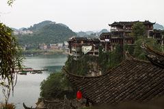 Furong forntida stad Royaltyfri Bild