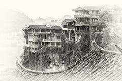 Furong zhen Royalty Free Stock Photo