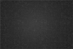 furos da forma 3D no painel metálico Fotografia de Stock