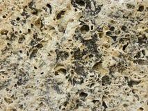 Furos de pedra Fotos de Stock