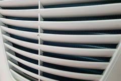 Furos de ventilação para a eletrônica refrigerando fotografia de stock