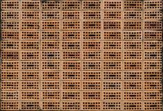 Furos na parede Imagem de Stock