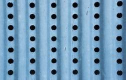 Furos nas linhas textura Imagem de Stock