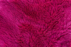 Furry fabric Stock Image