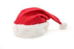 furry hattred santa arkivfoto