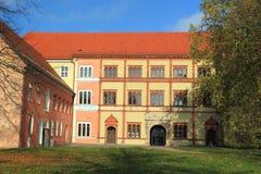 Furstenhof in Wismar Stock Images