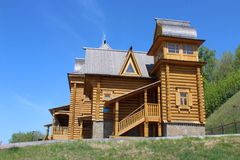 Furstligt hus Royaltyfri Foto