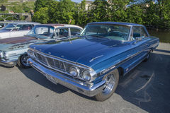1964 Furt galaxie 500 XL 2 Türhard-top Lizenzfreies Stockbild
