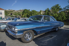 1964 Furt galaxie 500 XL 2 Türhard-top Stockfoto