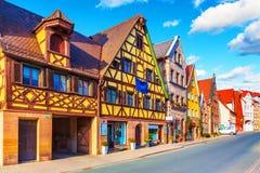 Furth, Bavaria, Germany Royalty Free Stock Photography