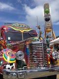 Furthur bus stock photos