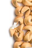 Furtune cookie Royalty Free Stock Photo