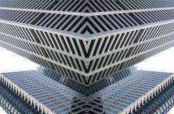 furturistic arkitektur Arkivbild