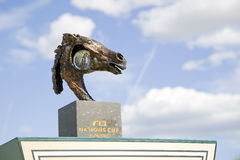 Furusiyya Nations Cup trophy Royalty Free Stock Image