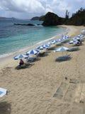 Furuzamami plaża na Zamami wyspie w Okinawa, Japonia Fotografia Stock