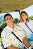 fury pary golfa golfistów target1936_1_ Zdjęcie Stock