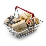 fury prezentów target2322_1_ Zdjęcie Royalty Free