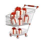 fury prezentów target181_1_ royalty ilustracja