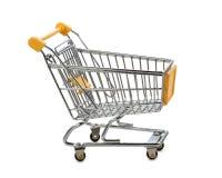 fury zakupy kolor żółty Zdjęcie Stock