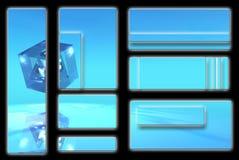 Fusão fria Imagem de Stock Royalty Free