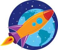 fusée Photo libre de droits