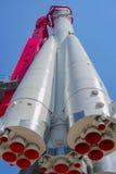 Fusée d'espace russe Image libre de droits