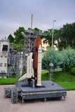 Fusées de Lego Photos stock