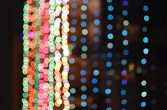 Fusées de lumière Photo libre de droits