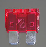 Fuse. Electronic part royalty free stock photo