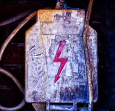 Fuse Box Royalty Free Stock Images