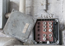 Fuse box Royalty Free Stock Image
