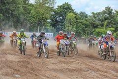 Fuse Racing Thailand 2015 Thailand,Sakon Nakhon Provincial Admin Royalty Free Stock Image