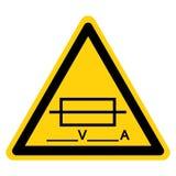 Fuse Writable Symbol Sign, Vector Illustration, Isolate On White Background Label .EPS10 royalty free illustration