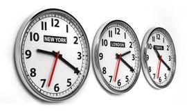 Fuseau horaire Image stock