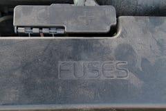 fusebox stockbilder