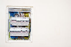 Fusebox Royalty Free Stock Photos