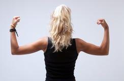 Fuselage femelle Photo libre de droits