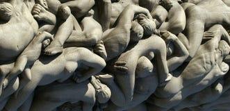 Fuselages humains - sculpture Photographie stock