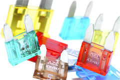 Fuses Royalty Free Stock Image