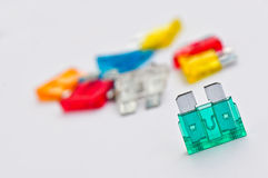 Fuses 2 Stock Photography