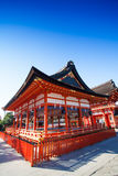 Fushimi Świątynia Inari Obraz Royalty Free