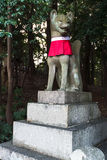 fushimi inari świątyni taisha Zdjęcie Stock