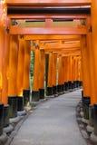 Fushimi Inari Immagine Stock Libera da Diritti